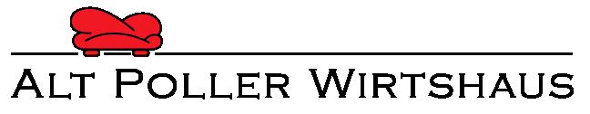 Logo Alt Poller Wirtshaus